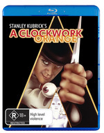 A Clockwork Orange on Blu-ray