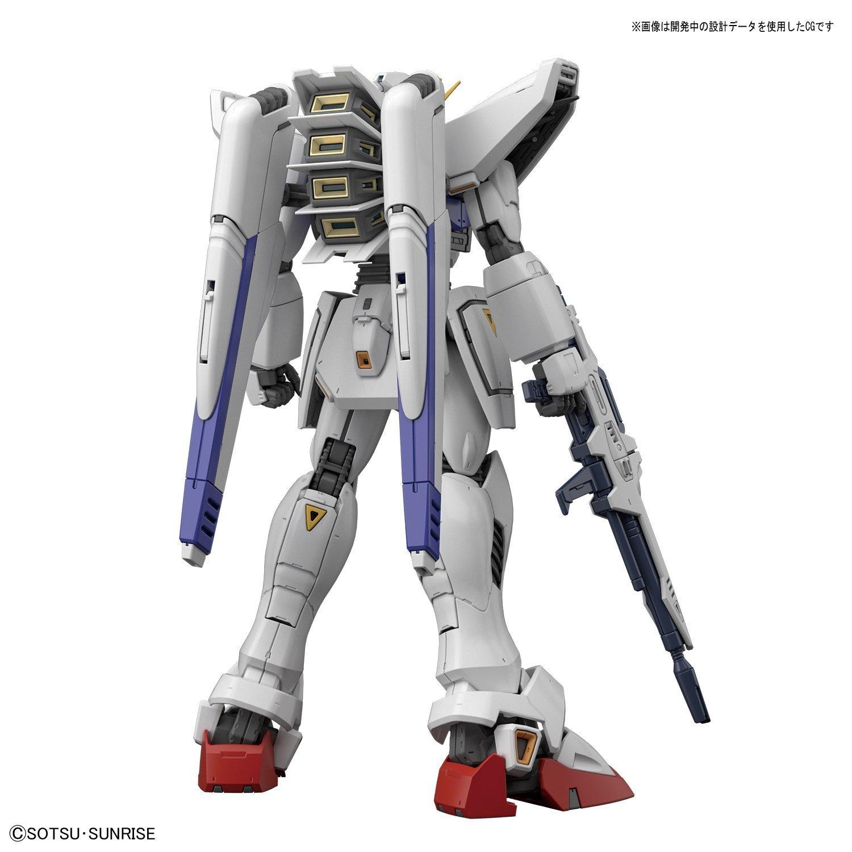 MG 1/100 Gundam F91 Ver.2.0 - model Kit image