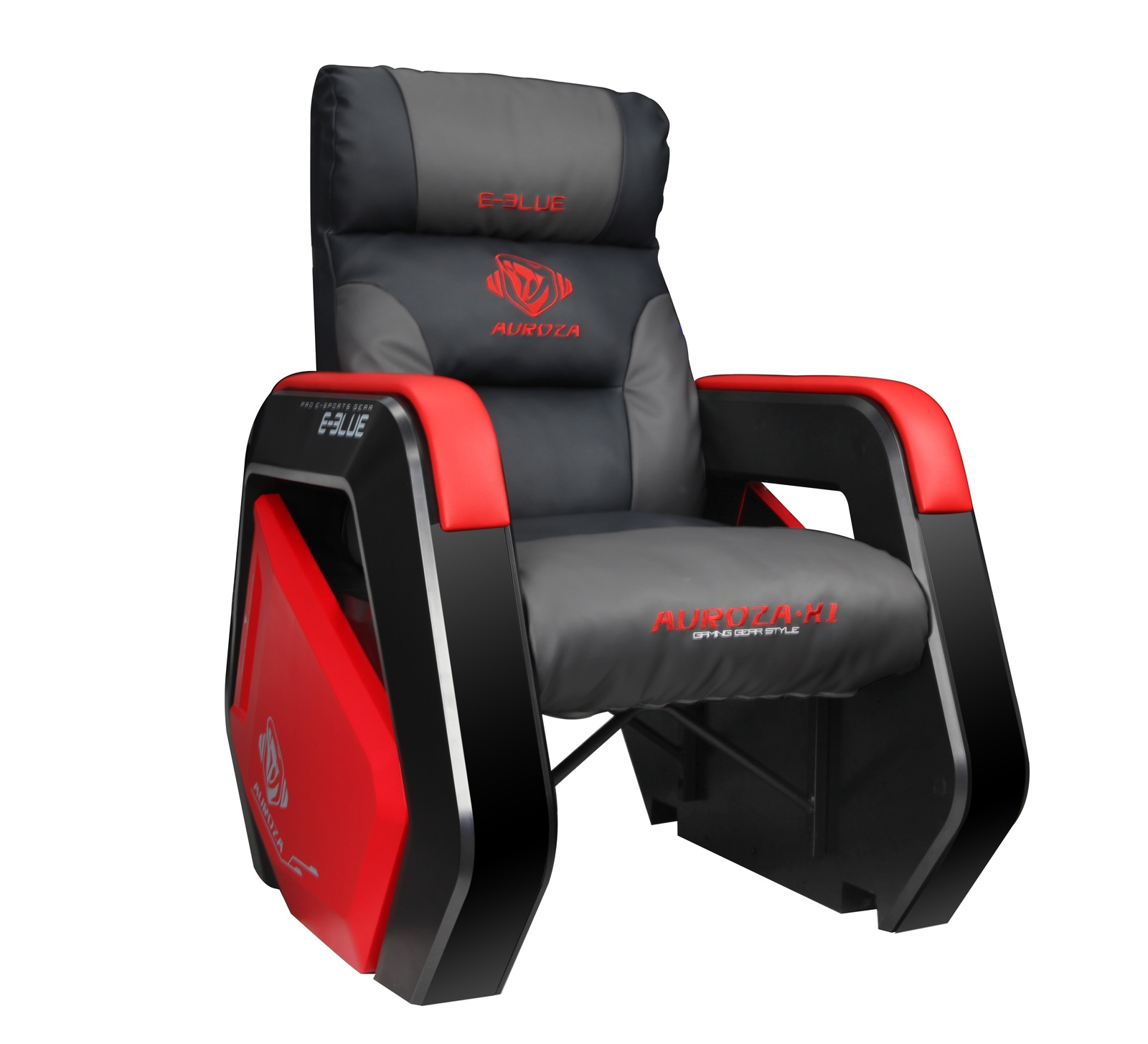 E-Blue Auroza Gaming Sofa (Red) for  image