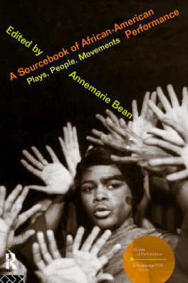 A Sourcebook on African-American Performance image