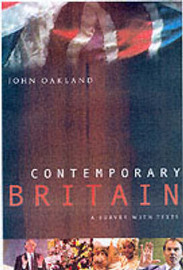 Contemporary Britain by John Oakland image