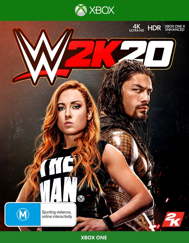 WWE 2K20 for Xbox One