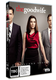 The Good Wife - The Second Season on DVD