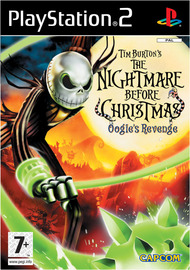 Tim Burton's The Nightmare Before Christmas: Oogie's Revenge for PS2 image