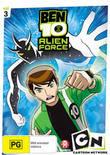 Ben 10: Alien Force - Vol. 3 on DVD
