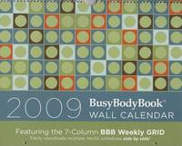 2009 BusyBodyBook Wall Calendar: 2009 by Joan Goldner image