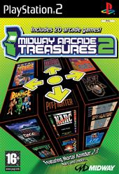 Midway Arcade Treasures 2 for PlayStation 2