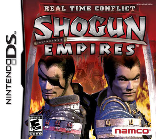 Shogun Empires: Real Time Conflict for DS