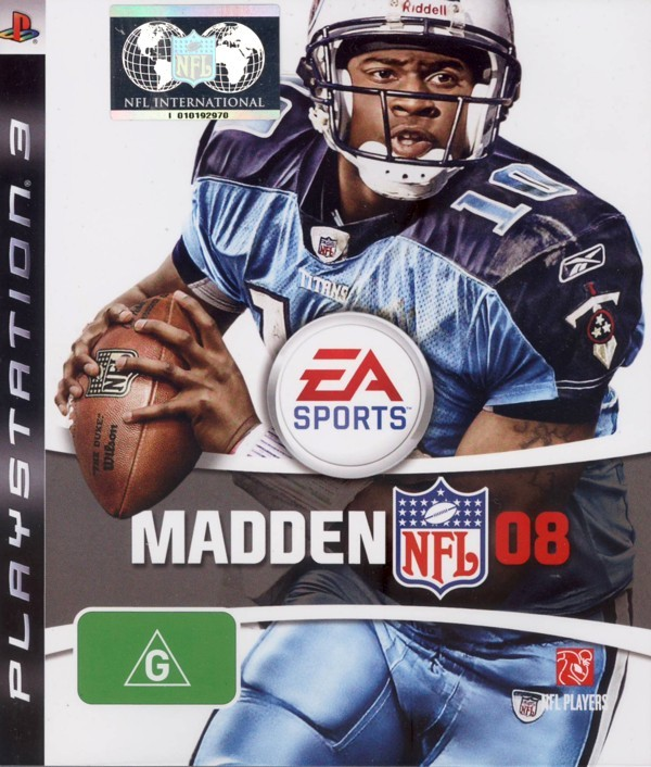 Madden NFL 08 for PS3