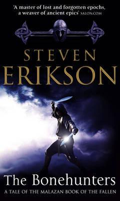 The Bonehunters (Malazan Book of the Fallen #6) by Steven Erikson