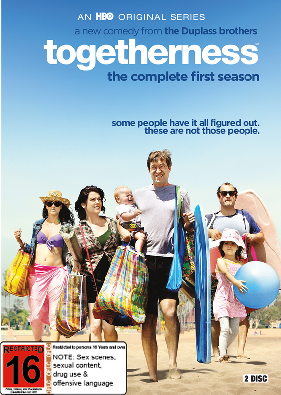 Togetherness - Season 1 on DVD