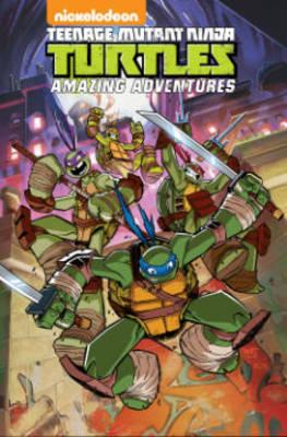 Teenage Mutant Ninja Turtles Amazing Adventures Volume 1 by Landry Quinn Walker