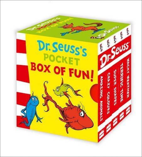 Dr. Seuss's Pocket Box of Fun! by Dr Seuss