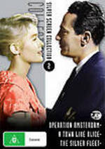 Silver Screen Collection 2 (Operation Amsterdam / A Town Like Alice / Silver Fleet) (3 Disc Set) on DVD