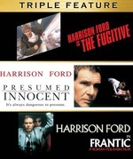 Fugitive, The / Presumed Innocent / Frantic - Triple Feature (3 Disc Set) on DVD