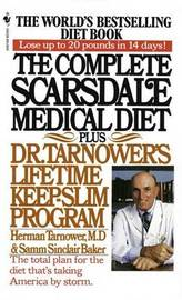 Complete Scarsdale Medical Diet by Tarnower & Baker image