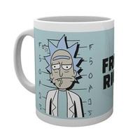 Rick and Morty: Free Rick - Mug