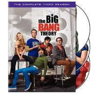 The Big Bang Theory - Complete 3rd Season on DVD image