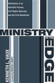 Ministry on the Edge by Kenneth L Vaux