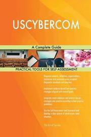 Uscybercom a Complete Guide by Gerardus Blokdyk image