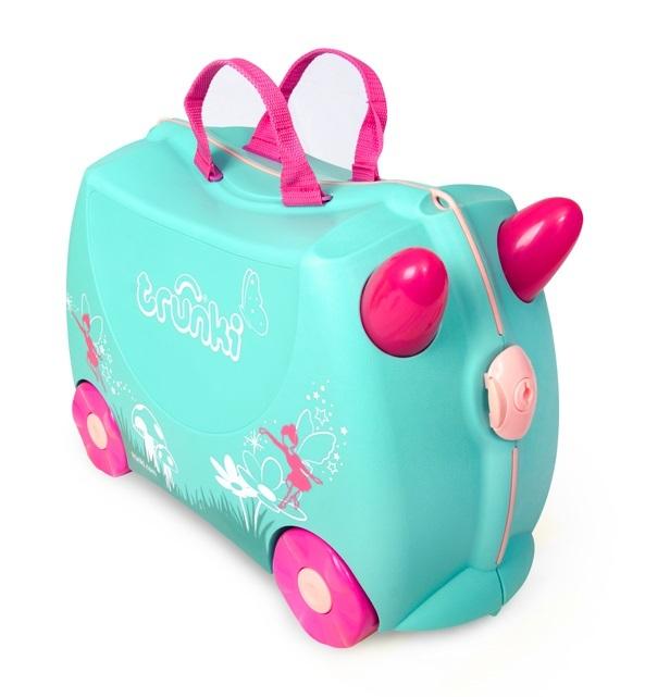 Trunki: Flora Fairy Trunki - Ride-On Suitcase