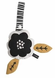 Wee Gallery: Stuffed Stroller Toy - Flower