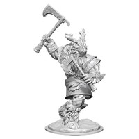 D&D Nolzurs Marvelous: Unpainted Miniatures - Frost Giant Male
