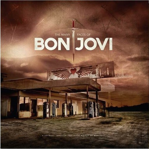 Many Faces Of Bon Jovi by Various Artists image