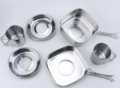 Outdoor Camping Stainless Steel Cook Set - 6 Piece