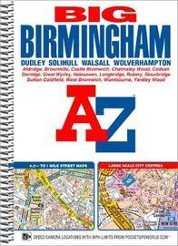 Big Birmingham Street Atlas by Geographers A-Z Map Company