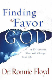 Finding the Favor of God by Ronnie Floyd image