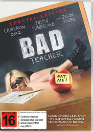 Bad Teacher on DVD