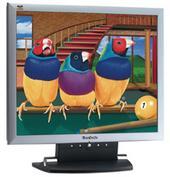 "Viewsonic Monitor LCD 17"" 1280 X 1024 Slim Bezel Silver VA702"