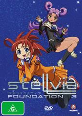 Stellvia - Foundation 3 on DVD