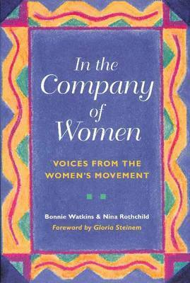 In the Company of Women by Bonnie Watkins