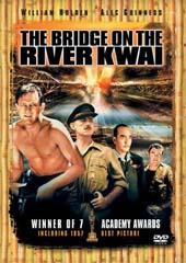 The Bridge On The River Kwai on DVD