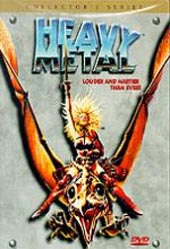 Heavy Metal on DVD