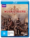 The Musketeers - The Complete Second Season on Blu-ray