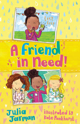 A Friend in Need by Julia Jarman image