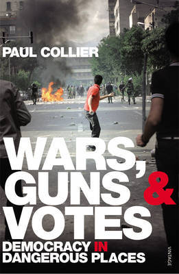 Wars, Guns and Votes by Paul Collier image