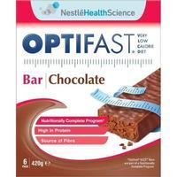 Optifast Bar - Chocolate (6 x 60g)