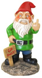Bigmouth: Go Away Gnome!