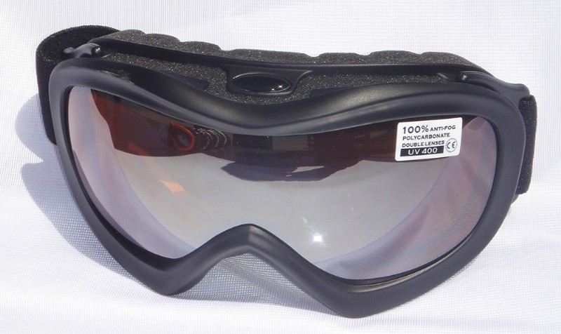 Mountain Wear Adult Goggles: Black (G1474D) image