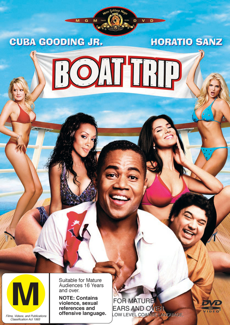 Boat Trip on DVD image