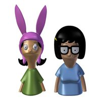 Bob's Burgers - Salt and Pepper Shaker Set
