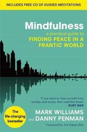 Mindfulness (Book + Meditation CD) by J.Mark G. Williams