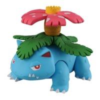 Pokemon: Moncolle EX Venusaur - PVC Figure