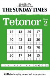 The Sunday Times Tetonor Book 2 by The Times Mind Games