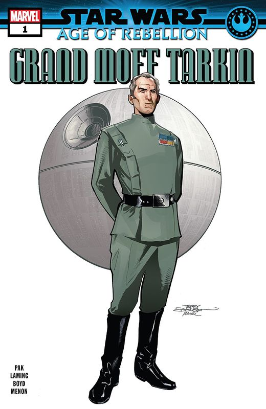Star Wars: Age Of Rebellion - Grand Moff Tarkin #1 (Cover A) by Greg Pak