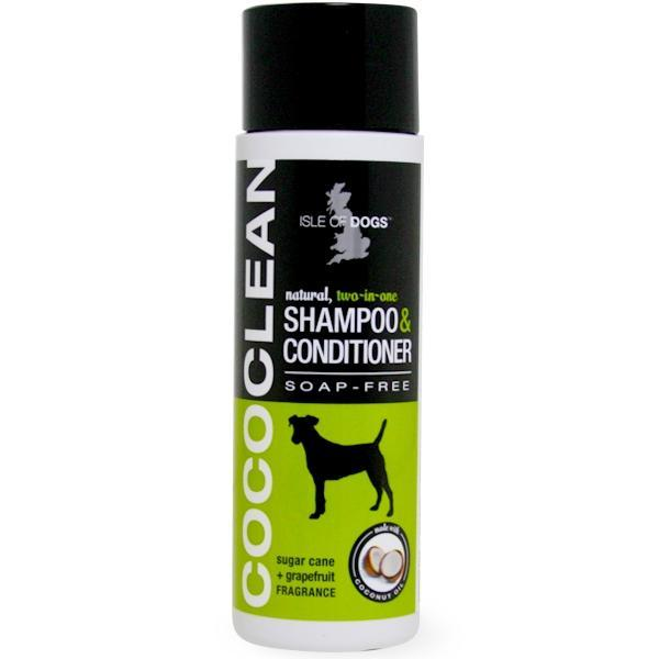 IOD: CocoClean 2 in 1 Shampoo And Conditioner Sugar Cane And Grapefruit 250ml